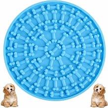 Cojín de baño para perros lamiendo - Alfombrilla