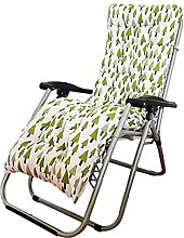Cojín de tumbona para exteriores, silla de