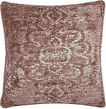 Cojín decorativo 45x45 cm rosa VAKAYAR