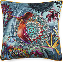 Cojín decorativo LOVISE 48x48 cm - Multicolor -