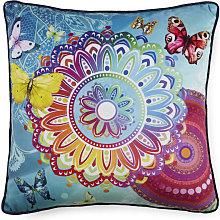 Cojín decorativo MYSTIC 48x48 cm - Multicolor -