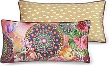 Cojín decorativo NEVINE 30x60 cm - Multicolor -