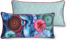 Cojín decorativo OFELIA 30x60 cm - Multicolor -
