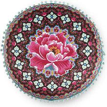 Cojín decorativo PASHA 55x55 cm - Multicolor -