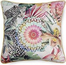 Cojín decorativo VERDA 48x48 cm - Multicolor - HIP