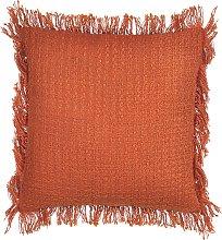Cojín naranja 45 x 45 cm ORTA