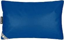 Cojín Polipiel Indoor Azul 60x40 Azul - Happers