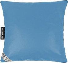 Cojín Polipiel Indoor Azul Cielo 50x50 Azul Cielo