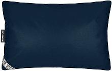 Cojín Polipiel Outdoor Azul Oscuro 60x40 Azul