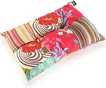 Cojin rect.c/relleno patchwork - Rogal