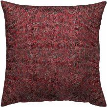 Cojín Rojo 43x43 Cm (Incluido relleno)