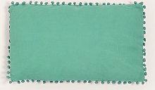 Cojín Zak Style Fibra - 30 x 50 cm Celadón -
