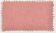 Cojín Zak Style SKLUM Fibra - 30 x 50 cm Rosa