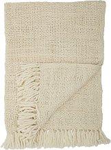 Colcha de lana Nature
