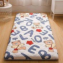 Colchón de futón japonés para dormir,