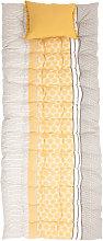 Colchón de suelo de algodón con estampado
