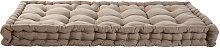 Colchón infantil de algodón acolchado topo 60x120