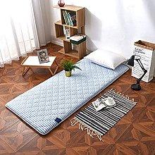 Colchón Tatami Colchones de futón Plegables,