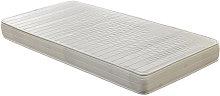 Colchón visco enrollado de 16 cm firmeza media