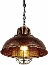Colgante de Luz Industrial Vintage Lámpara de