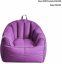 Colorido del bolso de haba de la cubierta, fácil