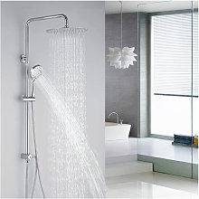 Columna de ducha con 3 funciones, sistema de ducha