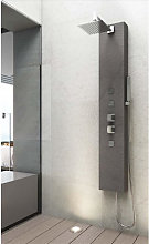 Columna de ducha Natros Hydromassage Slate B10