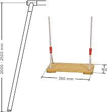 Columpio de madera 2m – 2.5m