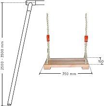 Columpio de madera ajustable 2.50m / 3.50m –