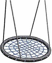 Columpio Exterior Spider Web Bird Nest Cuerda de