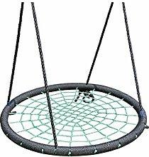 Columpio Exterior Tela de araña Cuerda de Nylon