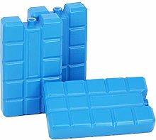com-four® 3X Paquetes de Hielo Big Pack en Azul -