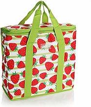 com-four® Cooler Bag: Robusto, refrigerador
