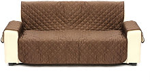 Comoda funda de sofa reversible,L