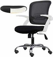 Cómoda silla de oficina barandilla ajustable