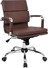 Cómoda silla de oficina de oficina Heihgt