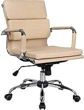 Cómoda silla de oficina de oficina Silla de