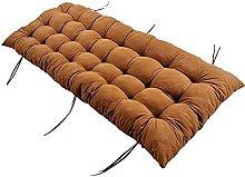 Cómodo cojín de banco para sofá de 2 plazas de