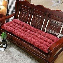 Cómodo cojín para silla de banco, hermoso cojín
