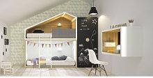 Composición Juvenil Cottage - Trends Home