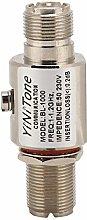 Condensadores Pararrayos con PL259 Mujer/UHF Mujer