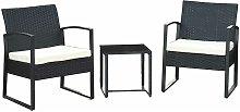 Conjunto de 3 muebles de jardín, Mueble de