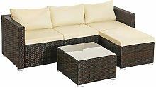 Conjunto de 5 muebles de jardín, Mueble de