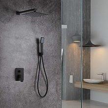 Conjunto de ducha empotrado monomando Imex Dublin