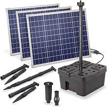Conjunto de filtros solares para bombas de