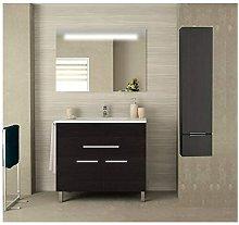 Conjunto de mueble de baño SYN barato con lavabo,