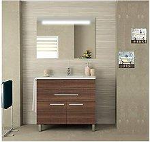 Conjunto de mueble de baño SYN barato con lavabo