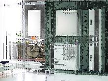 Conjunto Mueble de Baño CLAUDIA 80 CM Blanco con