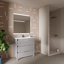 Conjunto mueble de baño con lavabo de Amizuva