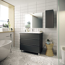 Conjunto mueble de baño de Avila Dos Araceli con